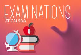 Examinations at Calsda